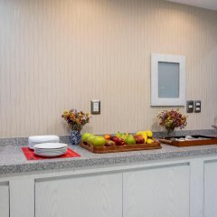 Отель Suites Coben Apartamentos Amueblados Мехико питание фото 3