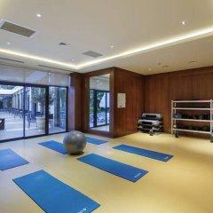 Отель Sensimar Side Resort & Spa – All Inclusive фитнесс-зал