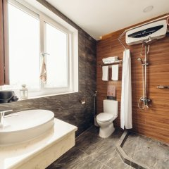 Апартаменты D3 Luxury Como Service Apartment NearD1 ванная фото 2