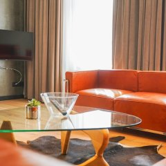 Апартаменты Amosa Apartments Rue Donceel 6 комната для гостей фото 2