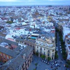Отель Virgen de los Reyes Испания, Севилья - 2 отзыва об отеле, цены и фото номеров - забронировать отель Virgen de los Reyes онлайн городской автобус