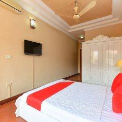 Отель OYO 217 Bich Ngoc Motel Ханой комната для гостей фото 5