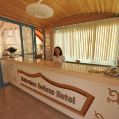 Belcehan Deluxe Hotel спа