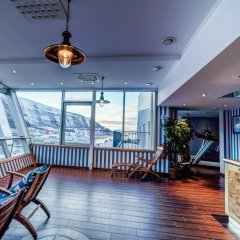 Radisson Blu Polar Hotel Spitsbergen Тромсе интерьер отеля