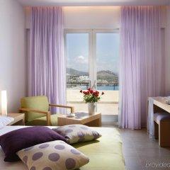 Отель Lindos Mare Resort Греция, Родос - отзывы, цены и фото номеров - забронировать отель Lindos Mare Resort онлайн комната для гостей