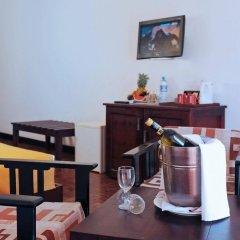 Отель Golden Star Beach Hotel Шри-Ланка, Негомбо - отзывы, цены и фото номеров - забронировать отель Golden Star Beach Hotel онлайн удобства в номере фото 2