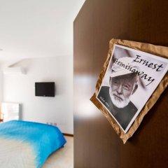 Отель Bed and Breakfast Letterario Италия, Фьюмичино - отзывы, цены и фото номеров - забронировать отель Bed and Breakfast Letterario онлайн сейф в номере