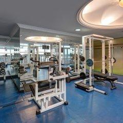 Emirates Grand Hotel Apartments Дубай фитнесс-зал фото 4