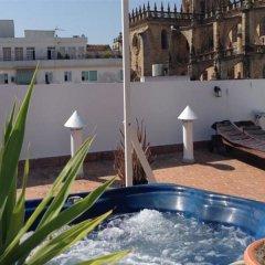 Отель Jeys Catedral Jerez Испания, Херес-де-ла-Фронтера - отзывы, цены и фото номеров - забронировать отель Jeys Catedral Jerez онлайн бассейн фото 2