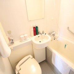 Отель APA Villa Hotel Akasaka-Mitsuke Япония, Токио - отзывы, цены и фото номеров - забронировать отель APA Villa Hotel Akasaka-Mitsuke онлайн ванная