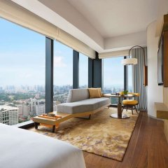 Отель Andaz Singapore - a concept by Hyatt комната для гостей фото 6
