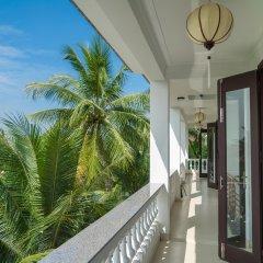 Отель Luna Villa Homestay балкон