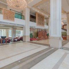 Отель Meiga Hotel Китай, Чжуншань - отзывы, цены и фото номеров - забронировать отель Meiga Hotel онлайн интерьер отеля фото 3