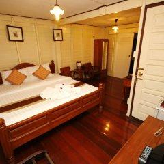 Отель Bangphlat Resort Бангкок комната для гостей фото 3