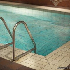 Отель Quality Hotel Lulea Швеция, Лулео - 1 отзыв об отеле, цены и фото номеров - забронировать отель Quality Hotel Lulea онлайн бассейн фото 2