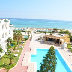 Hotel Topkapi Beach пляж фото 2