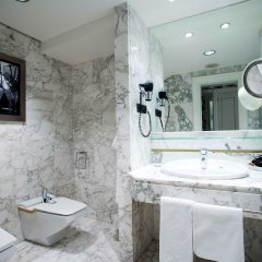 Hotel Ercilla Lopez de Haro ванная фото 2