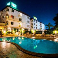 Great Residence Hotel бассейн фото 3