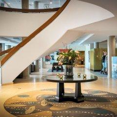 Elite Hotel Marina Tower интерьер отеля