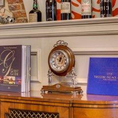 Гостиница Trezzini Palace в Санкт-Петербурге 9 отзывов об отеле, цены и фото номеров - забронировать гостиницу Trezzini Palace онлайн Санкт-Петербург интерьер отеля фото 3