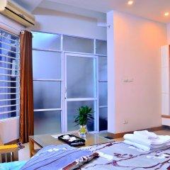 Отель Mia House Hanoi Central комната для гостей