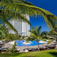 Отель Dessole Sea Lion Nha Trang Resort Кам Лам фитнесс-зал