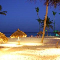 Отель Punta Blanca Golf & Beach Resort Доминикана, Пунта Кана - отзывы, цены и фото номеров - забронировать отель Punta Blanca Golf & Beach Resort онлайн пляж фото 2