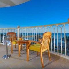 Отель Royal Star Beach Resort балкон