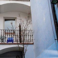 Hostel Florenc балкон