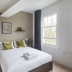 Апартаменты Mirabilis Apartments - Wells Court Лондон фото 18