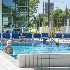 Отель Ascot & Spa Италия, Римини - отзывы, цены и фото номеров - забронировать отель Ascot & Spa онлайн бассейн фото 3