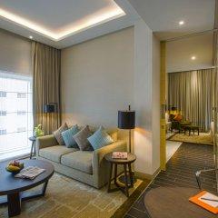 Отель Grayton Hotel Dubai ОАЭ, Дубай - отзывы, цены и фото номеров - забронировать отель Grayton Hotel Dubai онлайн комната для гостей фото 4