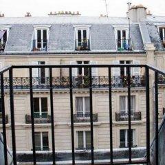 Отель Hôtel Sophie Germain Франция, Париж - 1 отзыв об отеле, цены и фото номеров - забронировать отель Hôtel Sophie Germain онлайн балкон