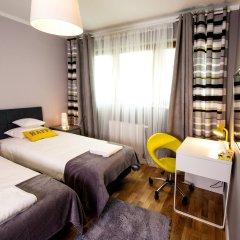 Отель erApartments Wronia Oxygen комната для гостей фото 13