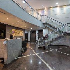 Отель Comfort Suites Londrina интерьер отеля фото 3