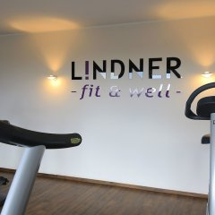 Lindner Hotel Airport фитнесс-зал