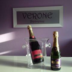 Отель Guest House Verone Rocourt Льеж в номере фото 2