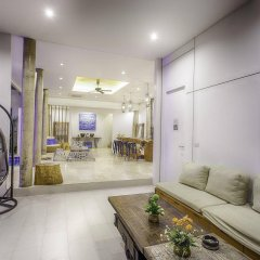 Escape De Phuket Hotel & Villa комната для гостей фото 3