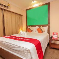 Отель Nida Rooms Silom Soi 12 Planet Бангкок комната для гостей фото 2