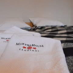 Отель Maryna House - Lawendowy Apartament Закопане фото 2