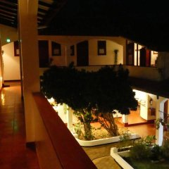 Отель Hemadan Шри-Ланка, Бентота - отзывы, цены и фото номеров - забронировать отель Hemadan онлайн балкон