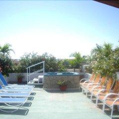Отель Maya Turquesa Мексика, Плая-дель-Кармен - отзывы, цены и фото номеров - забронировать отель Maya Turquesa онлайн бассейн фото 2