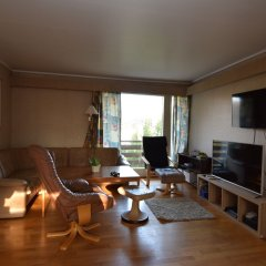 Отель Solferie Holiday Home Bjørnestien Кристиансанд комната для гостей фото 3