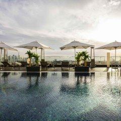 Отель Melia Dubai ОАЭ, Дубай - отзывы, цены и фото номеров - забронировать отель Melia Dubai онлайн бассейн фото 2