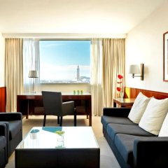 Отель Hyatt Regency Casablanca Марокко, Касабланка - отзывы, цены и фото номеров - забронировать отель Hyatt Regency Casablanca онлайн комната для гостей фото 5