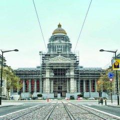 Отель Qbic Brussels Брюссель спортивное сооружение
