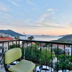 Enda Boutique Hotel балкон