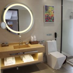 Lavande Hotel (Guangzhou Science City Lianhe) ванная фото 2