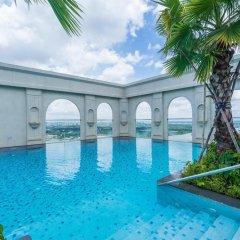 Отель Steve's APT at ICON56 Вьетнам, Хошимин - отзывы, цены и фото номеров - забронировать отель Steve's APT at ICON56 онлайн фото 3