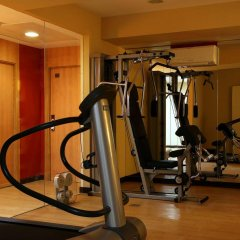Hotel T3 Tirol фитнесс-зал